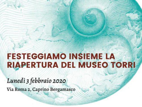 Riapertura del Museo Torri, crea il tuo fossile
