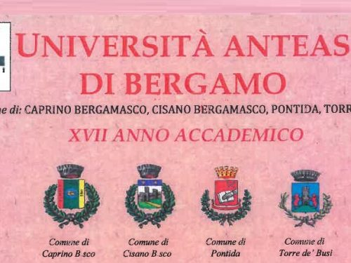 Università Anteas a Caprino Bergamasco