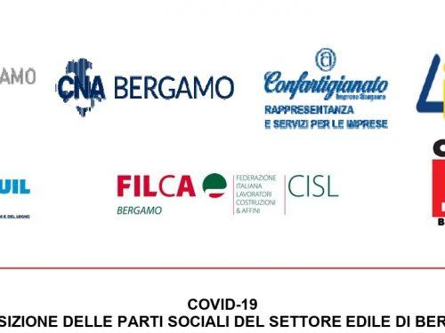 Ance Bergamo, serve sostegno alle imprese
